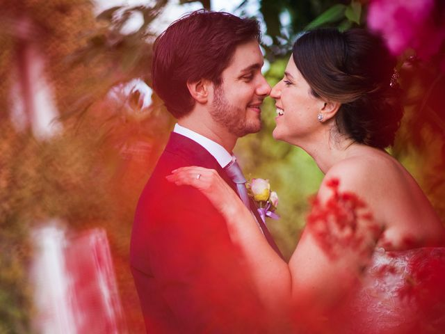 La boda de Silvia y Luke