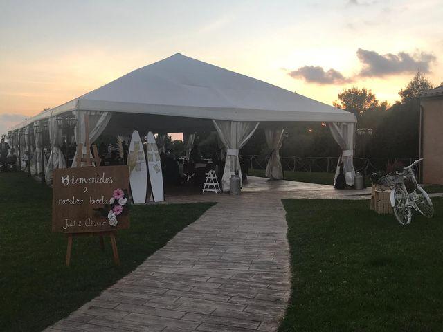 La boda de Alberto y Judit en Lluchmajor, Islas Baleares 5