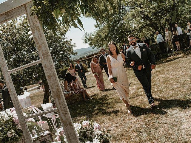 La boda de Manuel y Alba en Lugo, Lugo 28