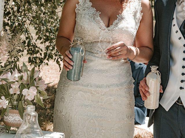 La boda de Manuel y Alba en Lugo, Lugo 34