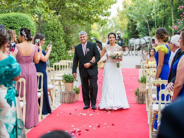 La boda de Gabriel y María en Illescas, Toledo 33