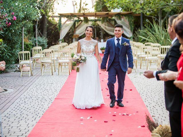 La boda de Gabriel y María en Illescas, Toledo 43