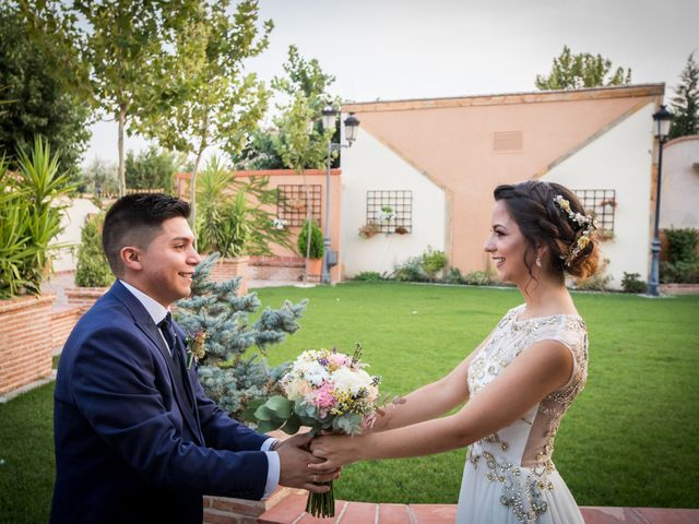 La boda de Gabriel y María en Illescas, Toledo 48