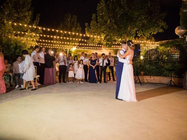 La boda de Gabriel y María en Illescas, Toledo 65