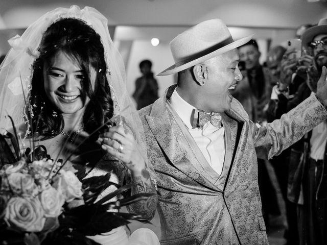 La boda de Jay y María en Barcelona, Barcelona 12