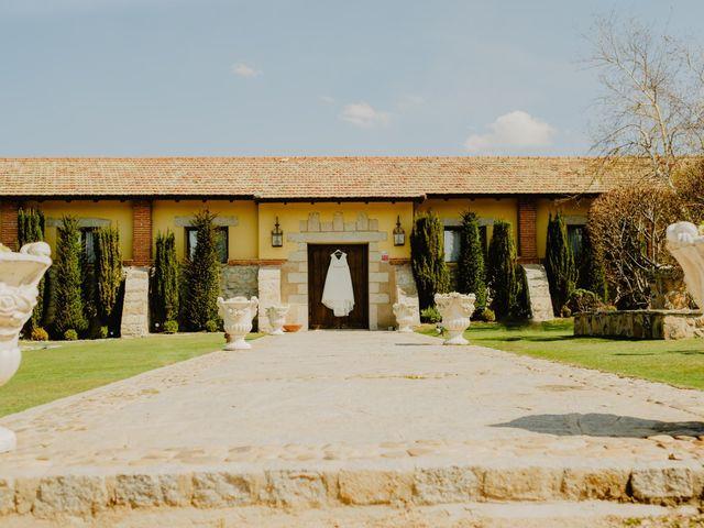 La boda de Óscar y Silvia en Collado Villalba, Madrid 16