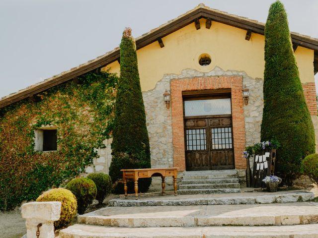 La boda de Óscar y Silvia en Collado Villalba, Madrid 22