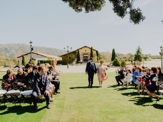 La boda de Óscar y Silvia en Collado Villalba, Madrid 35