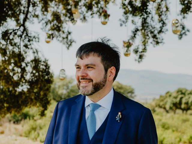 La boda de Óscar y Silvia en Collado Villalba, Madrid 36