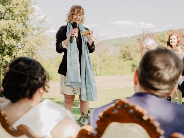 La boda de Óscar y Silvia en Collado Villalba, Madrid 41