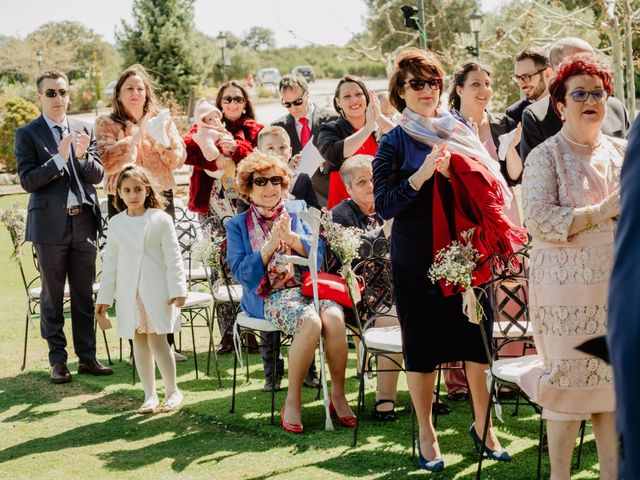 La boda de Óscar y Silvia en Collado Villalba, Madrid 43