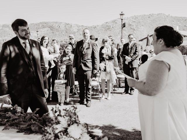 La boda de Óscar y Silvia en Collado Villalba, Madrid 45