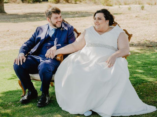 La boda de Óscar y Silvia en Collado Villalba, Madrid 49