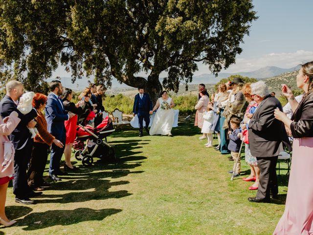 La boda de Óscar y Silvia en Collado Villalba, Madrid 50