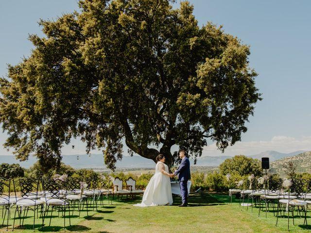 La boda de Silvia y Óscar