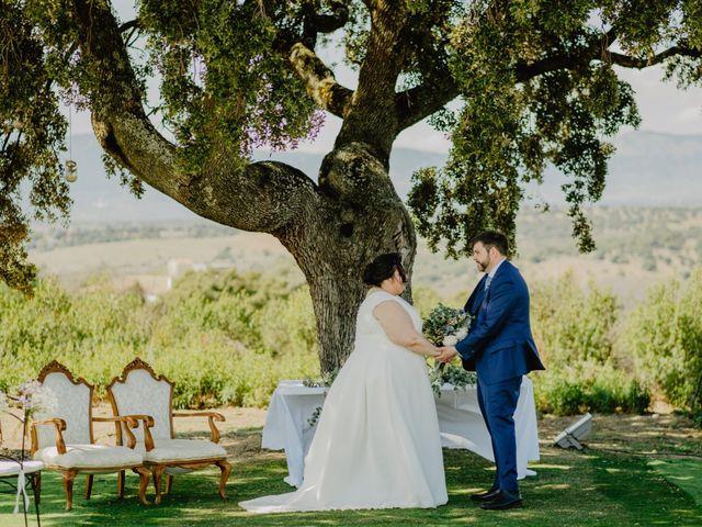 La boda de Óscar y Silvia en Collado Villalba, Madrid 56