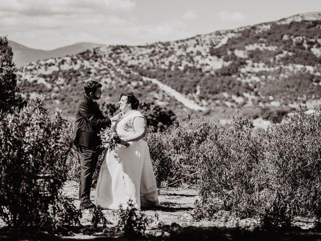 La boda de Óscar y Silvia en Collado Villalba, Madrid 57