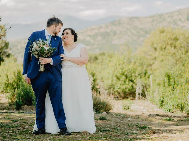 La boda de Óscar y Silvia en Collado Villalba, Madrid 58