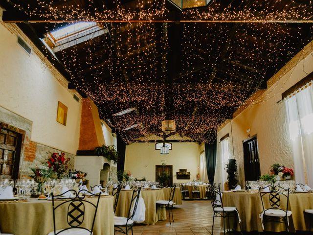 La boda de Óscar y Silvia en Collado Villalba, Madrid 62