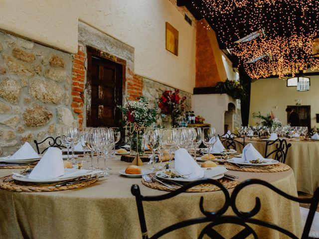La boda de Óscar y Silvia en Collado Villalba, Madrid 64