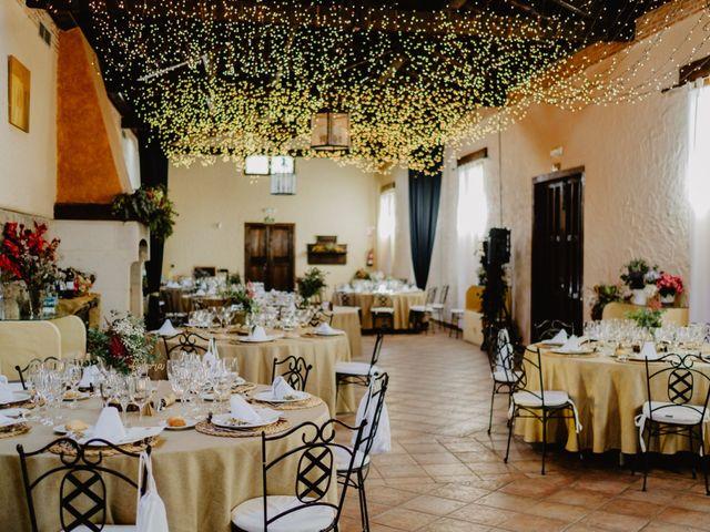 La boda de Óscar y Silvia en Collado Villalba, Madrid 67