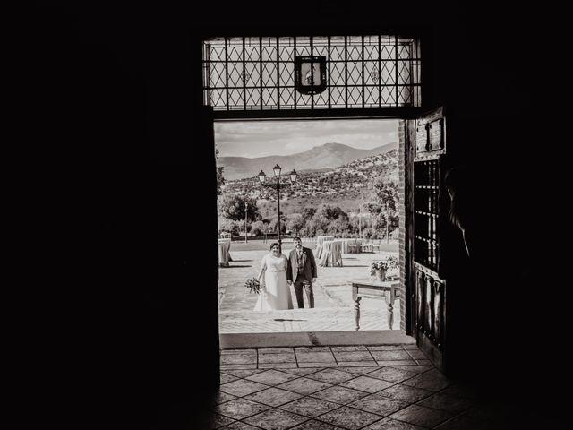 La boda de Óscar y Silvia en Collado Villalba, Madrid 69