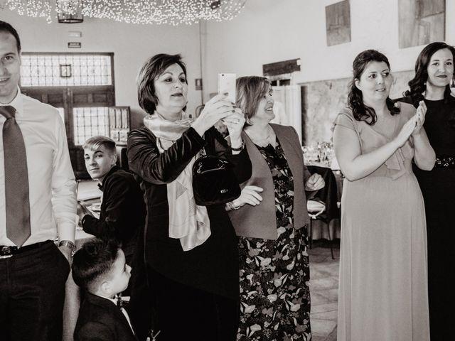 La boda de Óscar y Silvia en Collado Villalba, Madrid 71