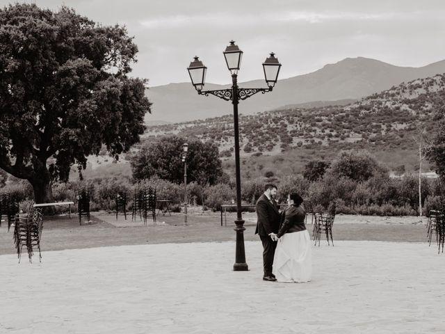 La boda de Óscar y Silvia en Collado Villalba, Madrid 78