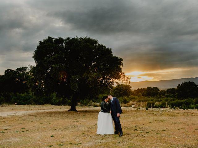 La boda de Óscar y Silvia en Collado Villalba, Madrid 80