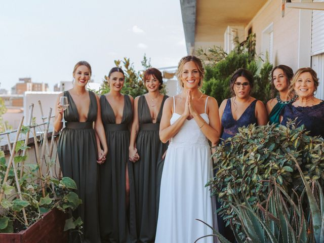 La boda de Cristian y Marta en L' Ametlla Del Valles, Barcelona 19