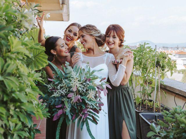 La boda de Cristian y Marta en L' Ametlla Del Valles, Barcelona 21