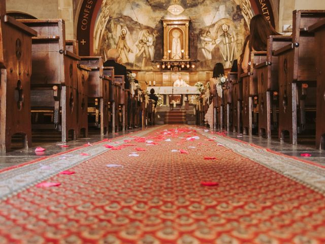 La boda de Cristian y Marta en L' Ametlla Del Valles, Barcelona 29