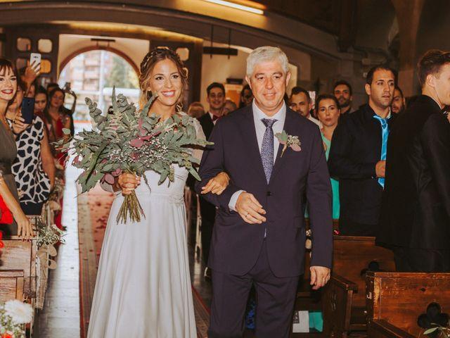 La boda de Cristian y Marta en L' Ametlla Del Valles, Barcelona 33