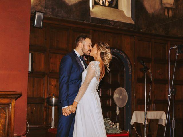 La boda de Cristian y Marta en L' Ametlla Del Valles, Barcelona 34