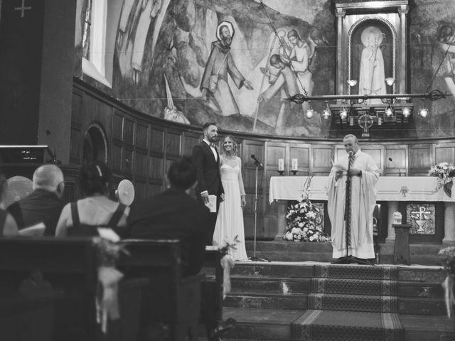 La boda de Cristian y Marta en L' Ametlla Del Valles, Barcelona 35