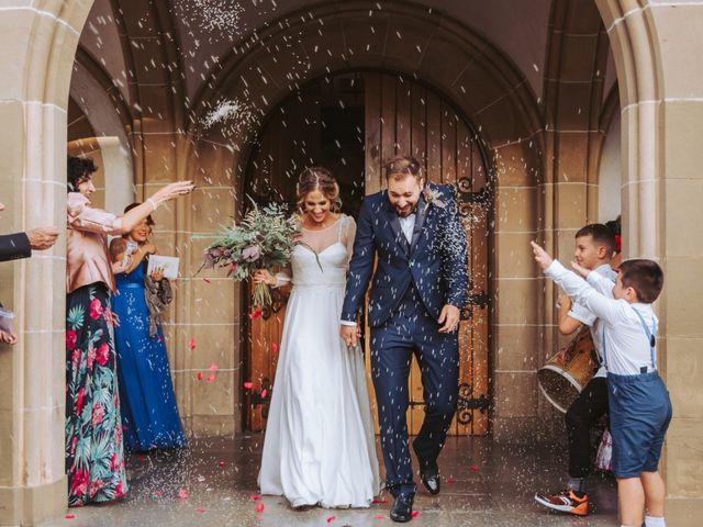 La boda de Cristian y Marta en L' Ametlla Del Valles, Barcelona 36