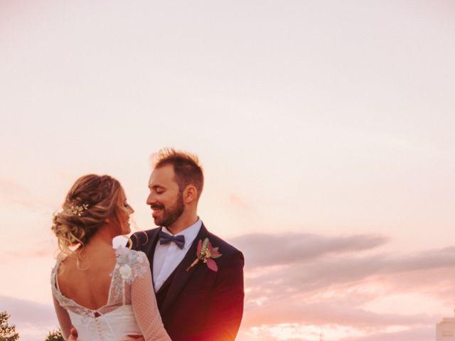 La boda de Cristian y Marta en L' Ametlla Del Valles, Barcelona 37