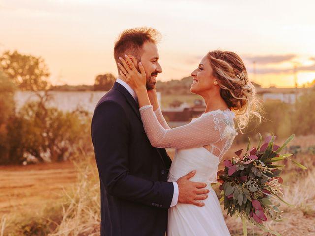 La boda de Cristian y Marta en L' Ametlla Del Valles, Barcelona 38