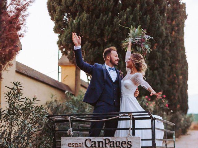 La boda de Cristian y Marta en L' Ametlla Del Valles, Barcelona 44