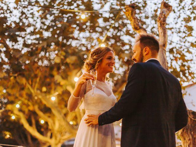 La boda de Cristian y Marta en L' Ametlla Del Valles, Barcelona 45