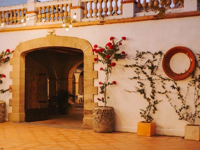 La boda de Cristian y Marta en L' Ametlla Del Valles, Barcelona 49
