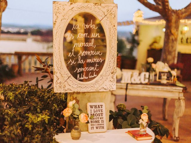 La boda de Cristian y Marta en L' Ametlla Del Valles, Barcelona 52