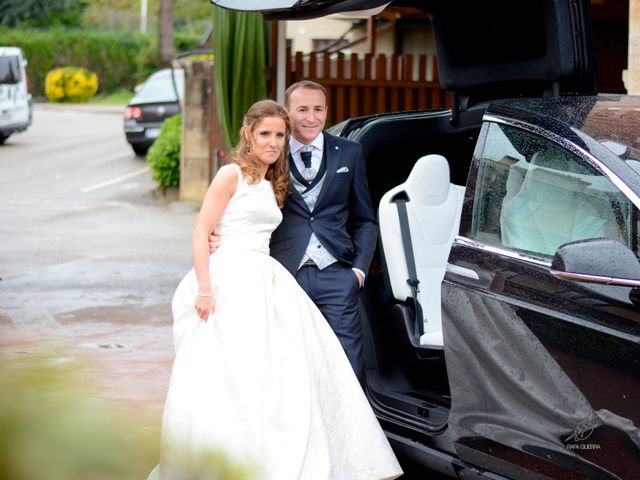 La boda de Sergio y Marian en Revilla De Camargo, Cantabria 6