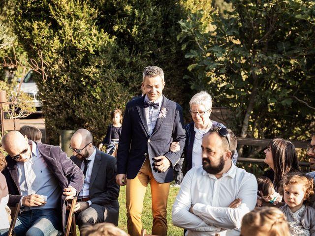 La boda de Jordi y Laia en Tagamanent, Barcelona 36