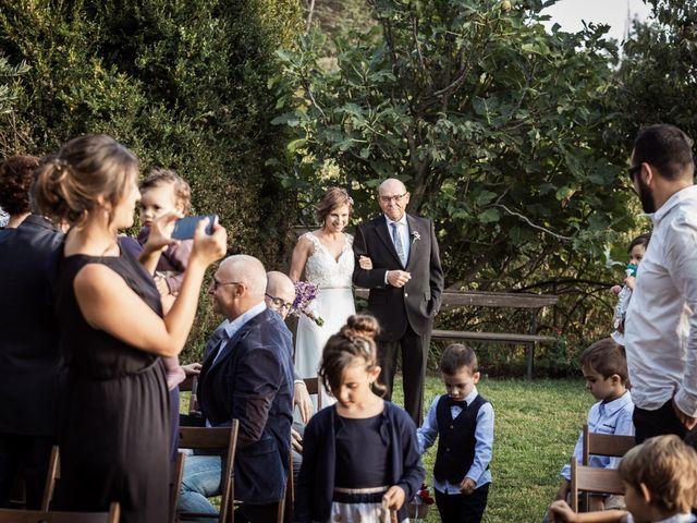 La boda de Jordi y Laia en Tagamanent, Barcelona 37