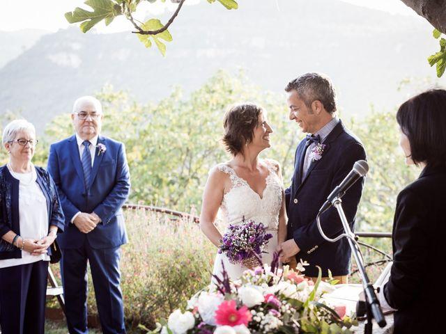 La boda de Jordi y Laia en Tagamanent, Barcelona 40