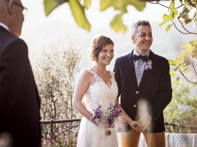 La boda de Jordi y Laia en Tagamanent, Barcelona 42