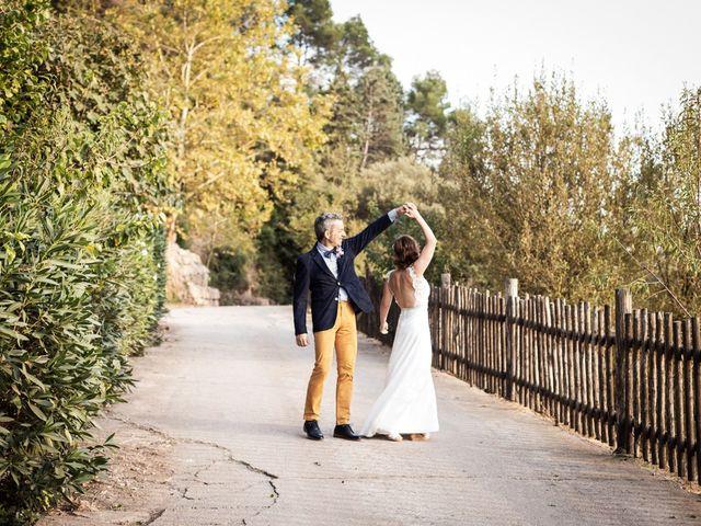 La boda de Jordi y Laia en Tagamanent, Barcelona 71
