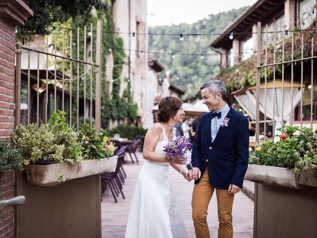 La boda de Jordi y Laia en Tagamanent, Barcelona 83
