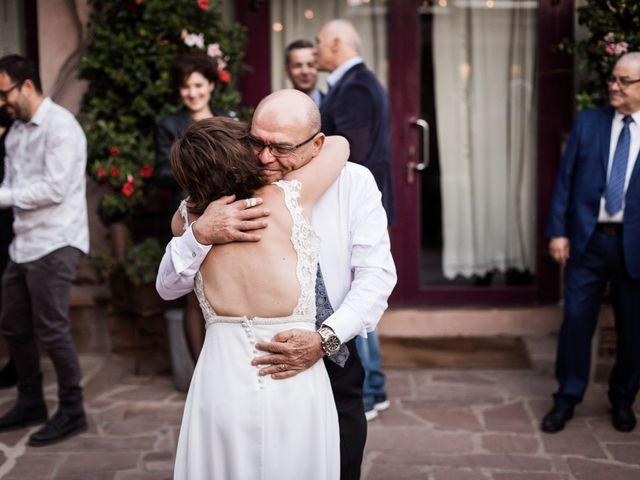 La boda de Jordi y Laia en Tagamanent, Barcelona 89